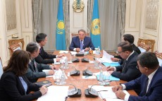 Meeting on preparations for the Fifth Caspian Summit