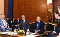 First President of Kazakhstan gets acquainted with the capital city's future development plan